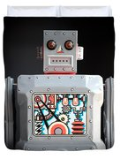 Robot R-1 Square Duvet Cover