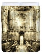 Rochester Cathedral Vintage Duvet Cover