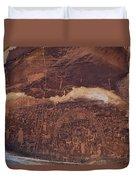 Rochester Creek Panel Duvet Cover