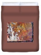 Rock Abstract 1 Duvet Cover