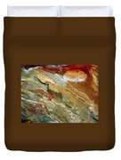 Rock Abstract 3 Duvet Cover