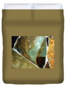 Rock Abstract 4 Duvet Cover