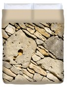 Rock Architecture Five Duvet Cover