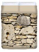 Rock Architecture Four Duvet Cover