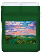 Rock Castle Gorge Duvet Cover