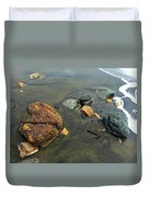 Rock Collection Duvet Cover