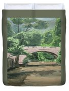 Rock Creek Bridge 5 Duvet Cover
