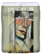 Rock Diva Or Pris Duvet Cover