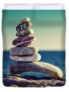 Rock Energy Duvet Cover