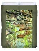 Rock Formation, Wv Duvet Cover