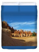 Rock Formations Duvet Cover