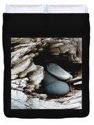 Rock Nest Duvet Cover