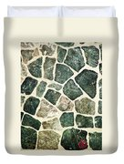Rock Wall 01 Duvet Cover