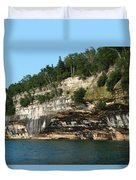 Rock With Colors Duvet Cover