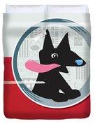 Rocket Dog Duvet Cover