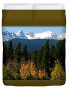Rockies Mtn M 204 Duvet Cover