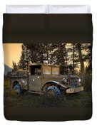 Rockies Transport Duvet Cover