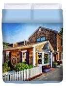 Rockport Ma Duvet Cover