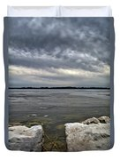 Rocks And Ice 2  Duvet Cover