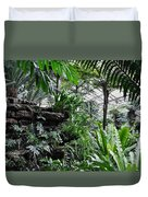 Rocky Fern Room Duvet Cover