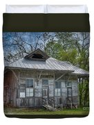 Rocky Hill Station Duvet Cover