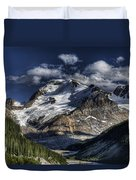 Rocky Mountain High Duvet Cover