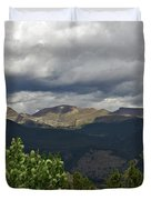 Rocky Mountain National Park 2 Duvet Cover