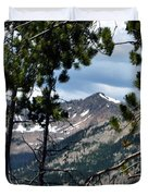 Rocky Mountain National Park 3 Duvet Cover