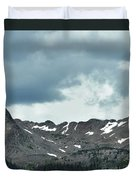 Rocky Mountain National Park Duvet Cover