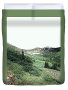 Rocky Mountain Vibes Duvet Cover