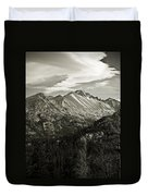 Rocky Mountain Wonders Duvet Cover