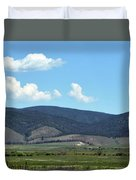 Rocky Mountains 3 Duvet Cover