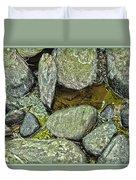 Rocky Nature Duvet Cover