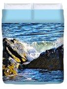 Rocky Shore 1 Duvet Cover