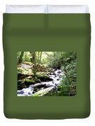 Rocky Stream 1 Duvet Cover
