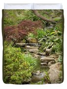 Rocky Stream Duvet Cover
