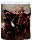 Rodeo Duvet Cover