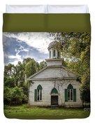 Rodney Baptist Church Duvet Cover