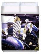 Rolls Duvet Cover