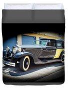 Rolls-royce Phantom II 1929 Duvet Cover