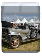 Rolls Royce Silver Ghost Duvet Cover