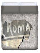 Roma Duvet Cover
