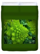 Roman Cauliflower Duvet Cover
