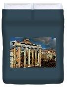 Roman Forum Duvet Cover