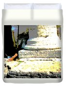 Roman Memories Duvet Cover