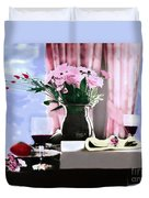 Romance In The Afternoon 2 Duvet Cover