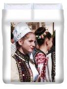 Romanian Beauty - 2 Duvet Cover