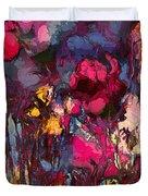 Romantic Garden Duvet Cover