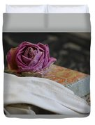 Romantic Memories Duvet Cover