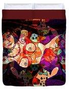 Romantic Duvet Cover